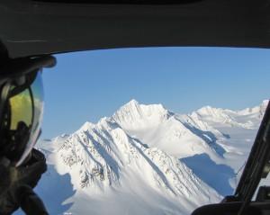 Valdez heli skiing